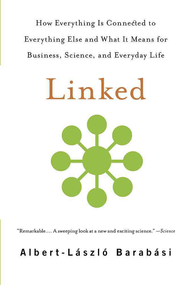 Linked By Barabasi, Albert-Laszlo